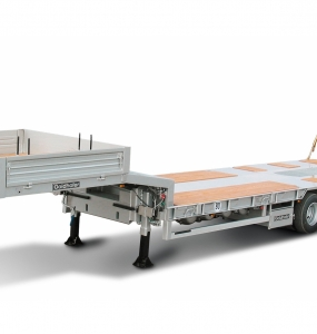 Automotive trailers, truck beds and unique logistic packaging units