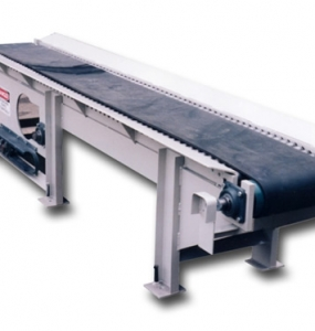 Motor driven and gravity fed conveyors and feed systems