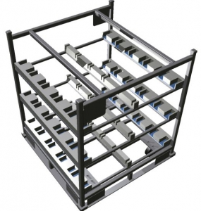 Automotive nesting systems; VW door, bonnet, sides and dunnage's